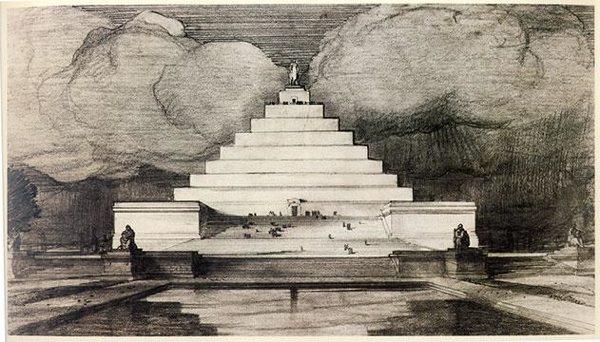 Images 631*360 Unbuilt-Washington-Lincoln-Memorial-2