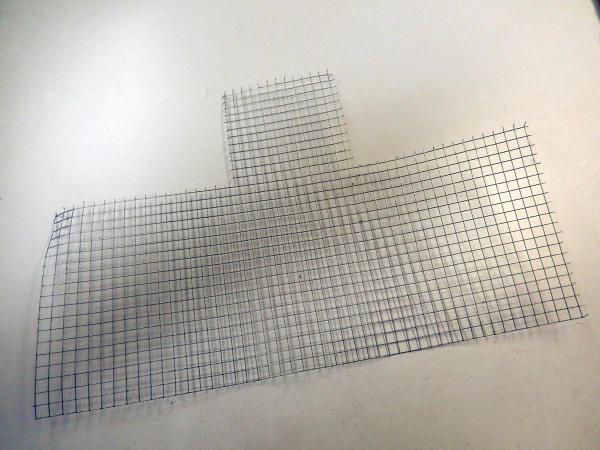 unbent grid