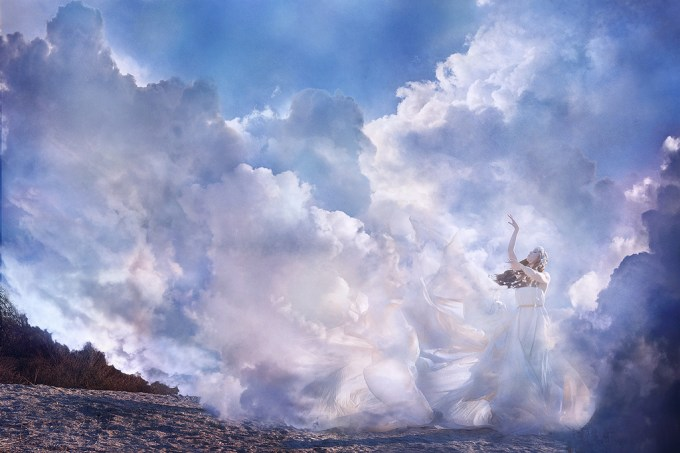 """Where Earth Meets The Sky,"" Sarah Allegra"