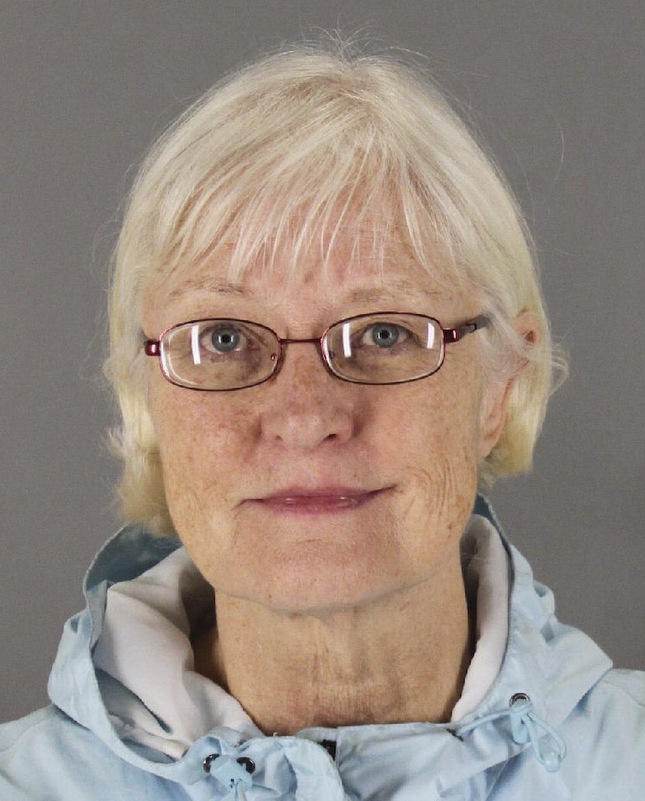 Marilyn Jean Hartman got past security at Mineta San Jose International Airport on Monday night, Aug. 4, 2014, and was arrested after arriving at Los Angeles International Airport. She once made it onto a Hawaii-bound airplane before being noticed, and was ordered to stay away from San Francisco International Airport after several stowaway attempts. (San Mateo County Sheriff's Office)