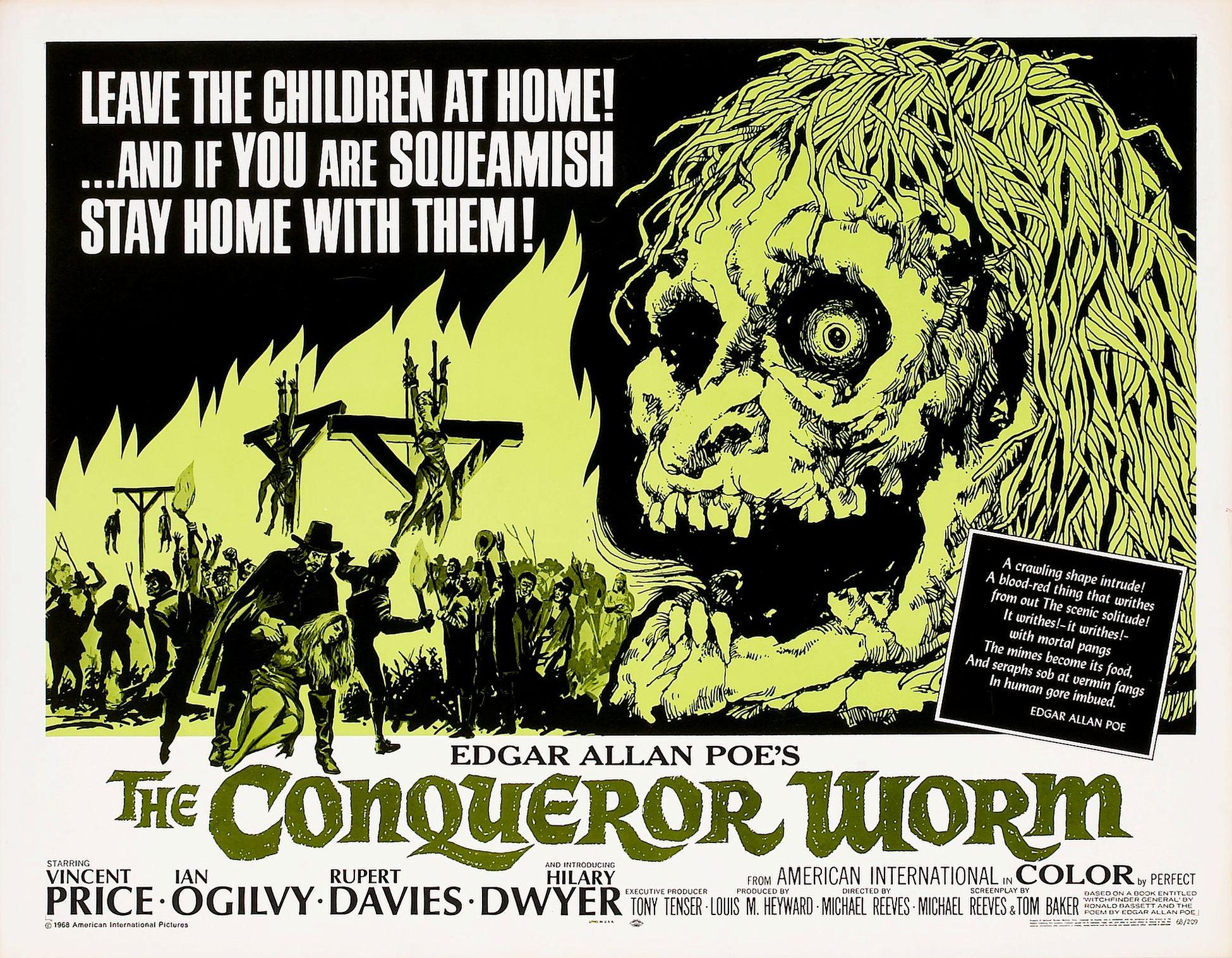 HMM conqueror worm