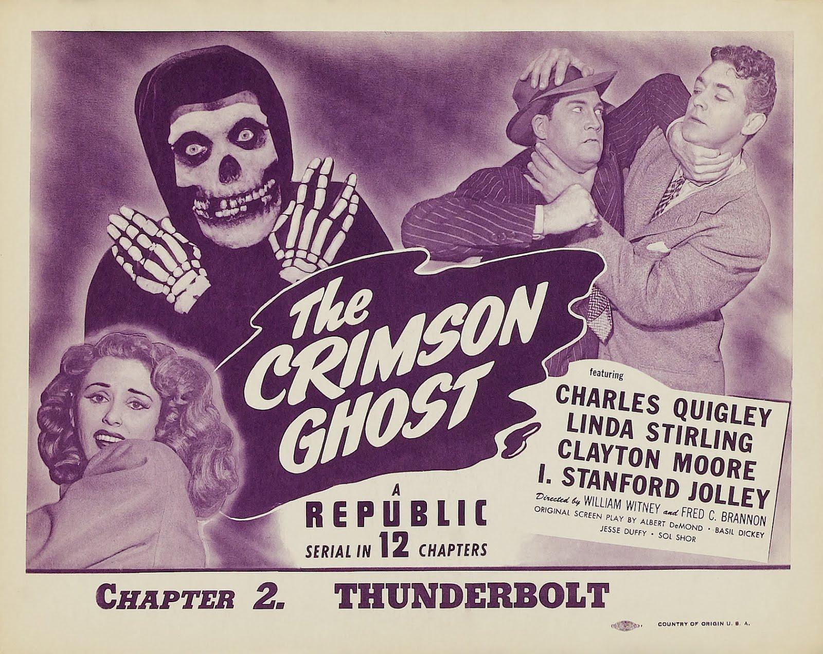 HMM crimson ghost