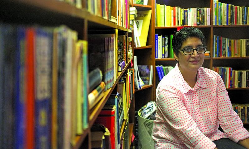Sabeen Mahmoud.