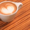 Heart Latte Art
