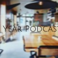 One Year Podcasting Cover