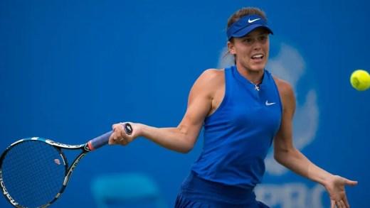Michelle Larcher de Brito perde batalha contra Laura Robson