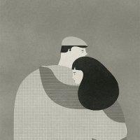 El abrazo - Dagens Poster