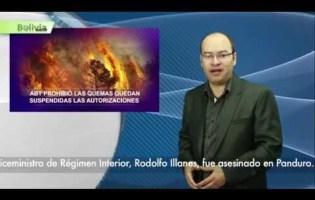 Últimas noticias de Bolivia: Bolivia News – 26 Agosto 2016