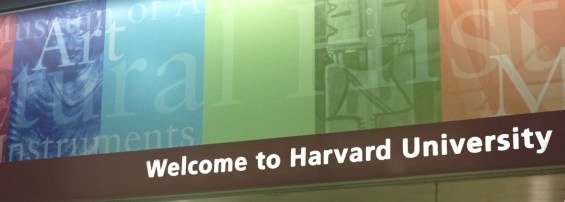 Welcome to Havard U