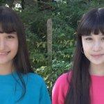 寺西エミリ・リナ(双子モデル)の年齢やプロフィールは?彼氏や国籍も