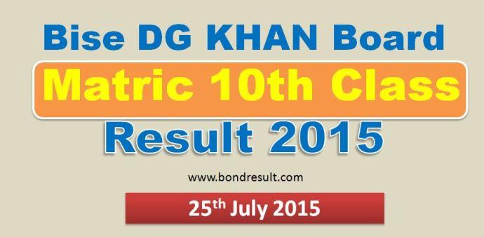 bisedgkhan.edu.pk Result 2015