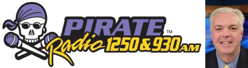 Listen to the Brian Bailey Show on Pirate Radio