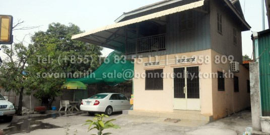 House for sale near Boeng Tumpun Market