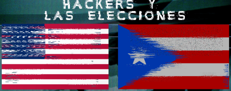 Elections are susceptible to hacking