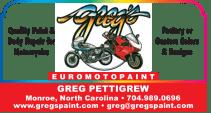 Gregspaint.com BMST Sponsor