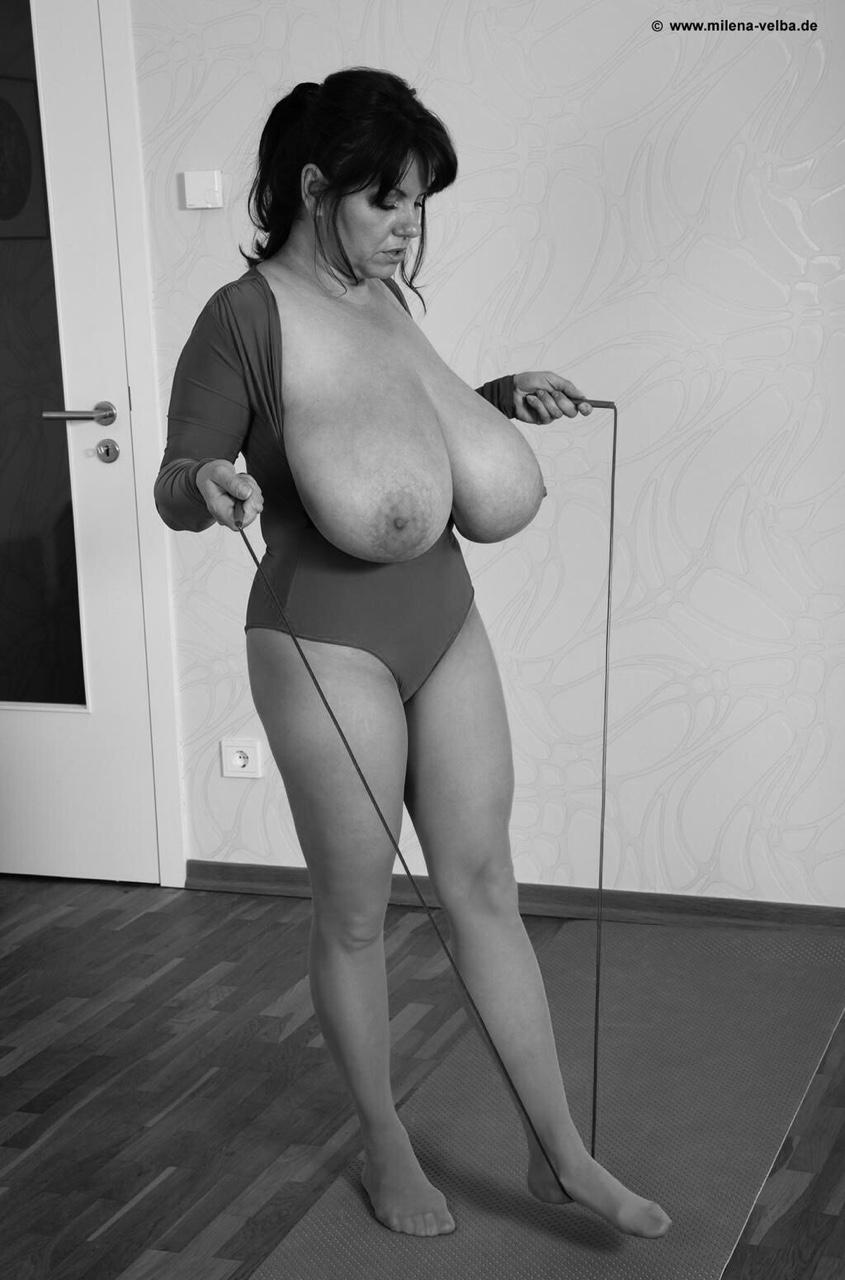 Right! Milena velba nude fantastic way!
