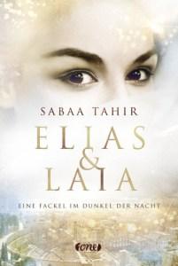 Book Cover: Elias & Laia – Eine Fackel im Dunkel der Nacht