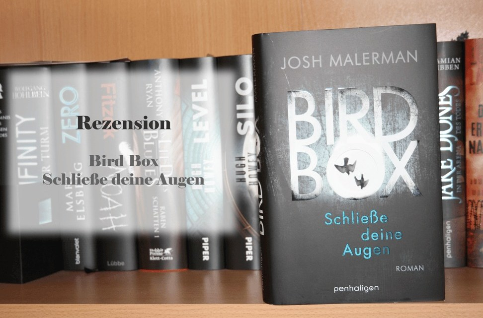 Rezension zu Bird Box - Schließe deine Augen