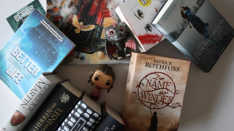 10 Bücher, die du gerne als nächstes lesen möchtest