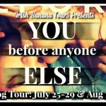 You Before Anyone Else | Blog Tour | A Book and a Latte