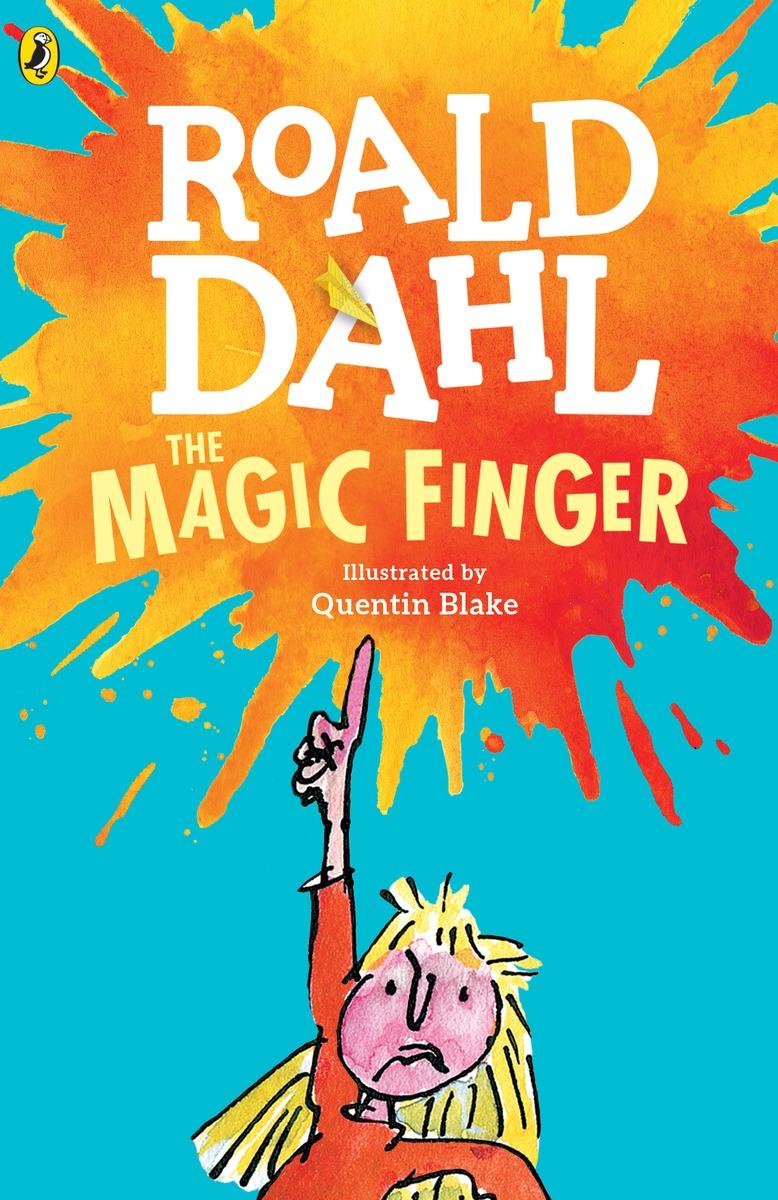 Roald Dahl 100 Celebratory Blog Tour | THE MAGIC FINGER