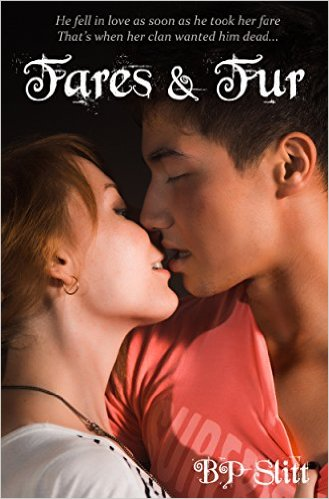 Book Cover: FARES AND FUR erotic fiction on Kindle by BP Slitt