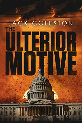 Book Cover: The Ulterior Motive by Jack Coleston