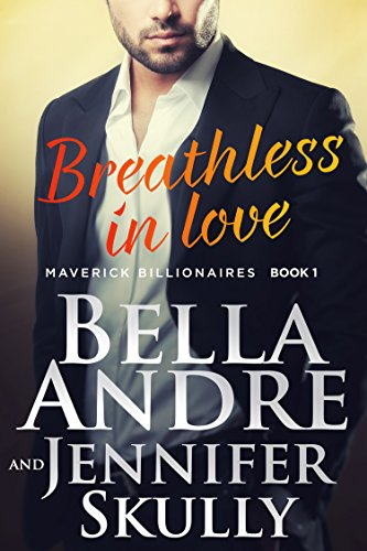 Book Cover: Breathless In Love by Bella Andre