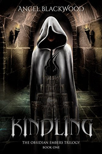 Book Cover: Kindling by Angel Blackwood