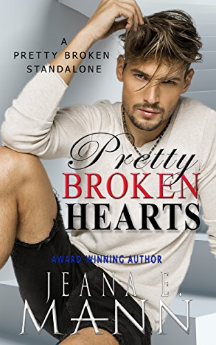 Book Cover: Pretty Broken Hearts by Jeana E. Mann