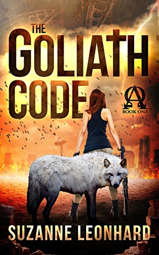 Book Cover: The Goliath Code by Suzanne Leonhard