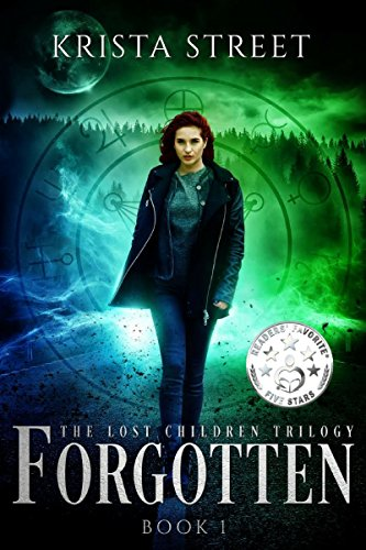 Book Cover: Forgotten by Krista Street