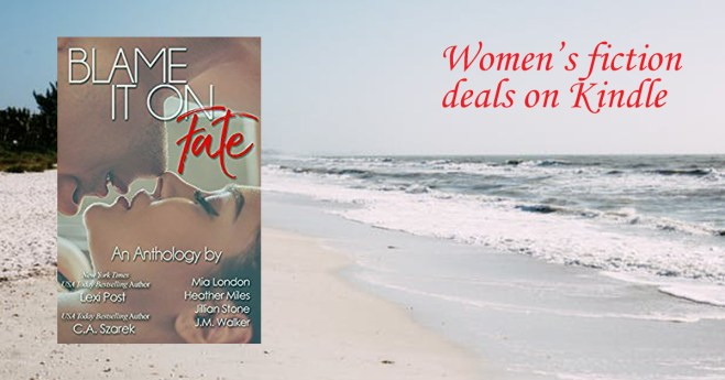 Women's fiction deals on Kindle