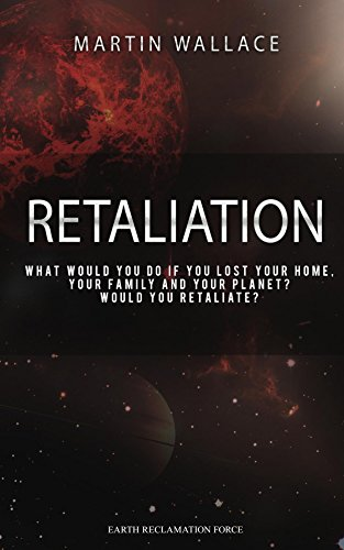 Book Cover: Retaliation by Martin Wallace
