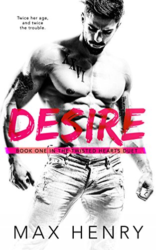 Book Cover: Desire by Max Henry