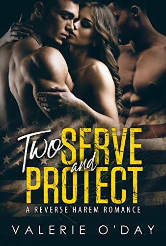 Book Cover: Two Serve And Protect by Valerie O'Day