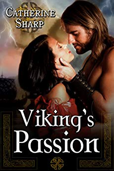Viking's Passion by Catherine Sharp