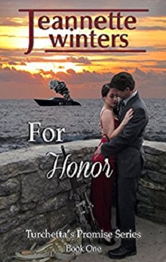 For Honor by Jeannette Winters