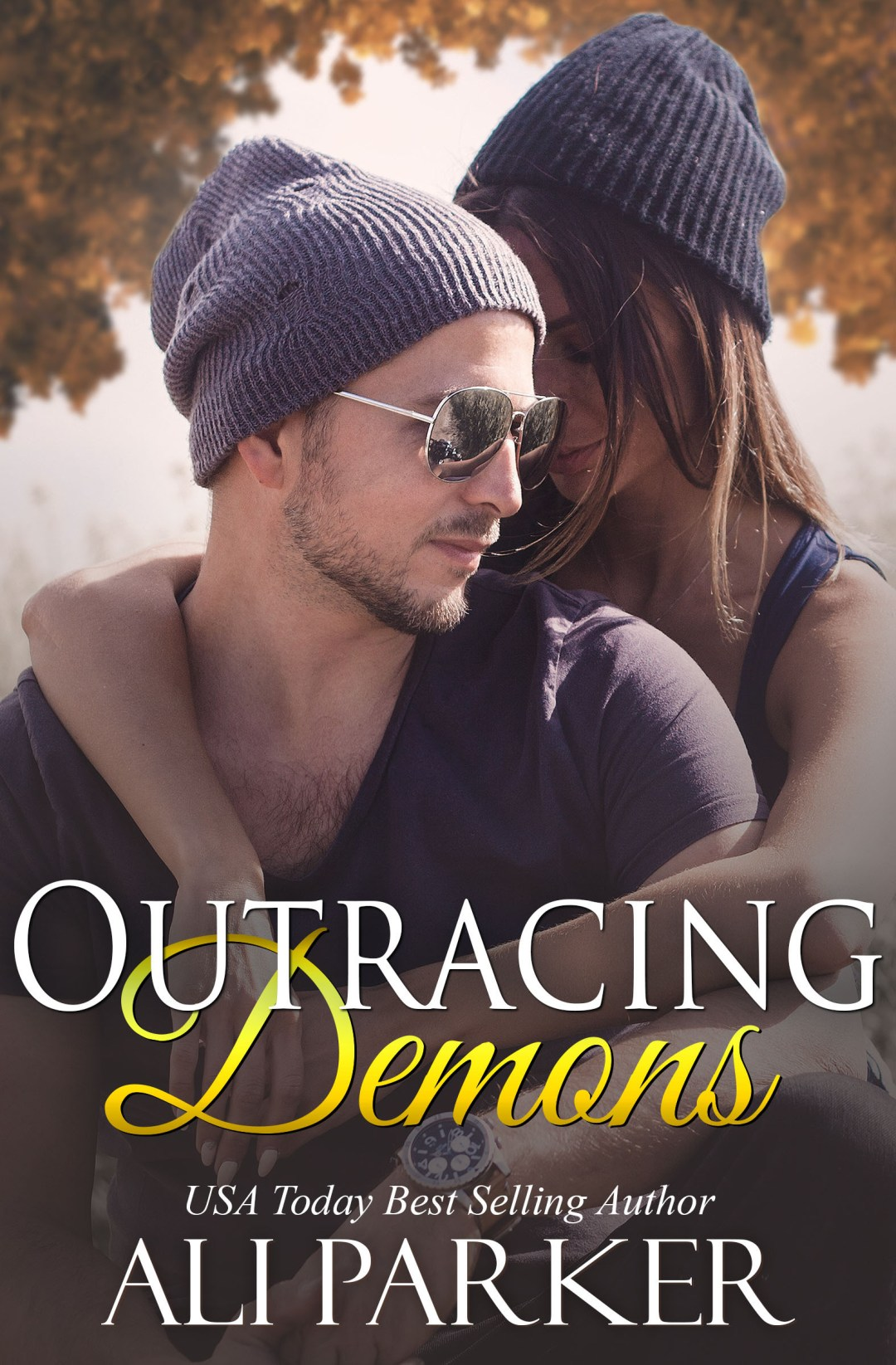 Outracing Demons by Ali Parker