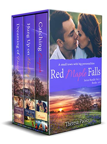 Red Maple Falls Series Bundle Books 4-6 (Red Maple Falls Box Set Book 2) by Theresa Paolo