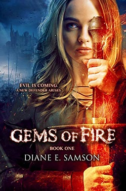 Gems of Fire: A Young Adult Fantasy by Diane E. Samson