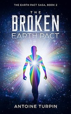 The Broken Earth Pact by Antoine Turpin