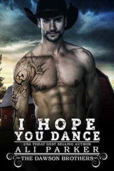 I hope you dance by Ali Parker