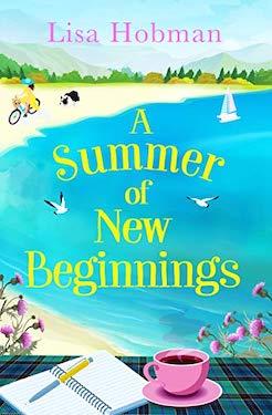 A Summer of New Beginnings by Lisa Hobman