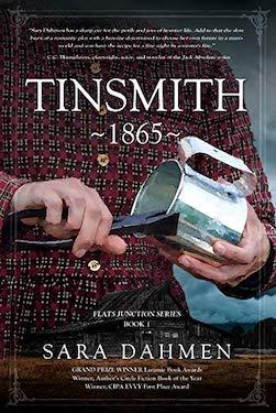 Tinsmith 1865 by Sara Dahmen