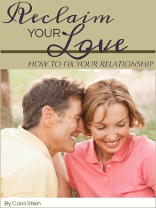 Book cover design: Reclaim Your Love
