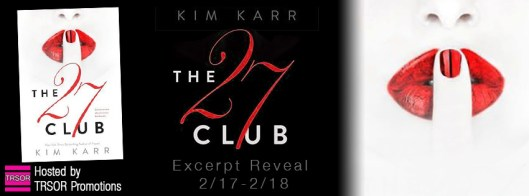 the 27 club excerpt reveal
