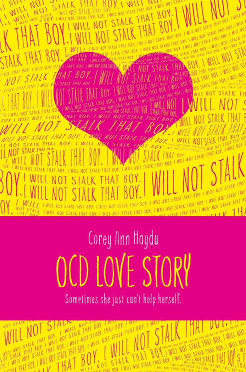 Book Review for 'OCD Love Story' by Corey Ann Haydu