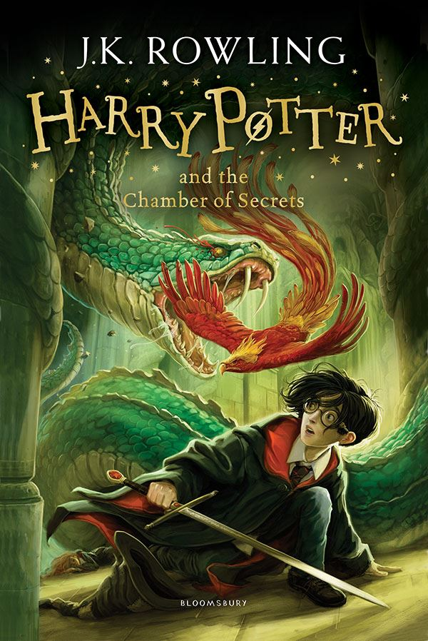 Book Review for 'Harry Potter and the Chamber of Secrets' by J.K. Rowling