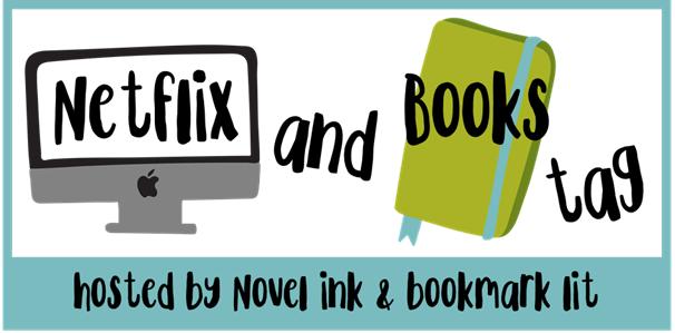 netflix and books